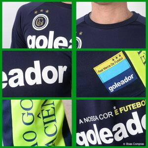 ゴレアドール/goleador_g-1842-1_キッズサイドメッセージプラシャツ〜フットサルウェア
