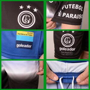 ゴレアドール/goleador_g-2135--2136_グラデーションプラシャツ上下セット〜フットサルウェア