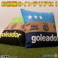 ゴレアドール/goleador_3Col麻クッション〜フットサルウェア