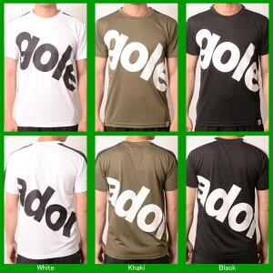 ゴレアドール/goleador_g-2188_BIGロゴラインプラシャツ〜フットサルウェア