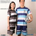 ゴレアドール/goleador_Mix3colボーダープラTシャツ上下セット〜フットサルウェア