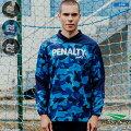 ペナルティ/penalty_ハイスストレッチカモピステジャケット〜フットサルウェア