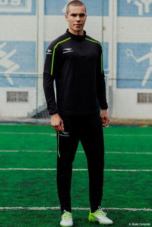 ペナルティ/penalty_トレーニングハーフジップジャケット上下セット〜フットサルウェア