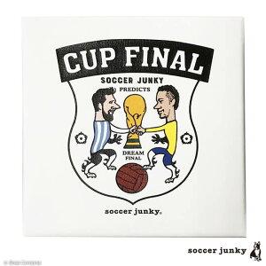 サッカージャンキー/soccerjunky_【受注生産6〜7週間】アートパネル〜フットサルウェア