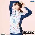 スパッツィオ/spazio_コンポジハーフジップパーカー〜フットサルウェア