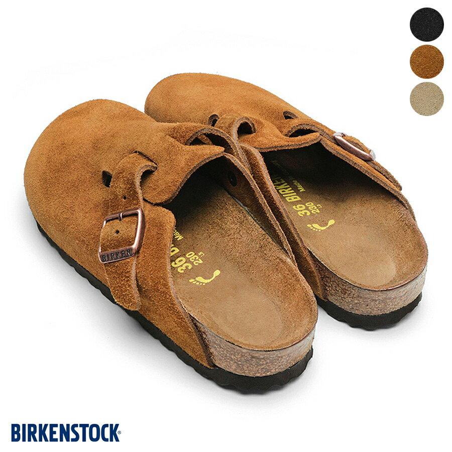 [決算SALE]『 ビルケンシュトック ボストン 』birkenstock・boston・ビルケン・レディース・メンズ・サンダル・コンフォートサンダル・クロッグ・スエード・ドイツ・フットベット・ビルケン・ビルケンシュトック・ボストン