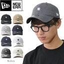 ニューエラ【NEW ERA】キャップ 9TWENTY 920 ニューヨークヤンキース ロゴ ミニロゴ 帽子 ウォッシュド コットン カ…