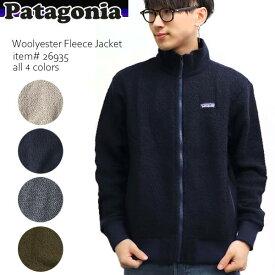 パタゴニア【patagonia】メンズ・ウーリエステル・フリース・ジャケット Men's Woolyester Fleece Jacket 26935 ジャケット フリース アウター 防寒 【あす楽】【送料無料】
