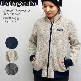 パタゴニア【patagonia】ウィメンズ・ウーリエステル・フリース・ジャケット Women's Woolyester Fleece Jaket 26945 ジャケット フリース アウター 防寒 【あす楽】【送料無料】