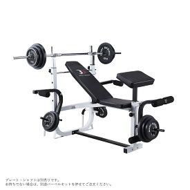 マルチプレスベンチ │ トレーニングベンチ ベンチプレス 腹筋 台 筋トレ トレーニング ウエイトトレーニング