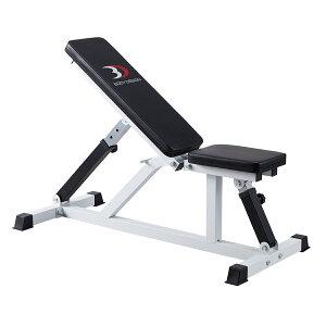 フラットインクラインベンチ │ フラットベンチ インクライン 筋トレ ダンベル トレーニング 大胸筋 三角筋 上腕筋