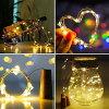 ワインコルク型LEDケーブル封筒郵送LEDワイヤーライトワイヤードイルミネーション装飾オーナメントワイヤーライト変形映えハロウィンクリスマスジュエリーライト照明飾りパーティー
