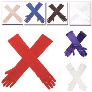 ハロウィン コスプレ 手袋 全7色展開 セクシー こすぷれ はろういん acc639 衣装
