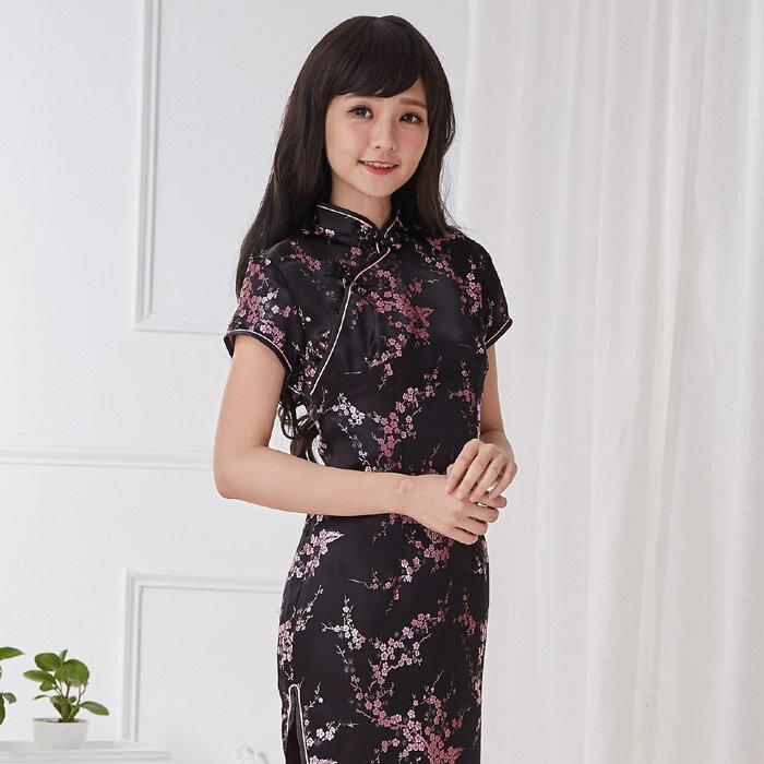 コスプレ チャイナドレス コスプレ ロング ショート パーティ S〜9Lサイズまで 11サイズもあり 半袖 セクシー こすぷれ a07 衣装