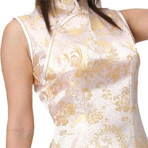 チャイナドレス コスプレ ロング ショート パーティ S〜9Lサイズまで 11サイズもあり 半袖 こすぷれ はろういん c03 衣装