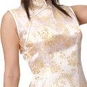 チャイナドレス コスプレ ロング ショート パーティ S〜9Lサイズまで 11サイズもあり 半袖 c03【dl_bodyline】 衣装