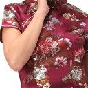 チャイナドレス コスプレ ロング ショート パーティ S〜9Lサイズまで 11サイズもあり 半袖 f02【dl_bodyline】 衣装