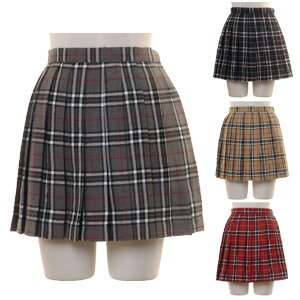 スクールスカート チェック柄 コスプレ セーラー服 制服 女子高生 ブレザー S〜4Lサイズあり 4色展開 costume433【dl_bodyline】 衣装