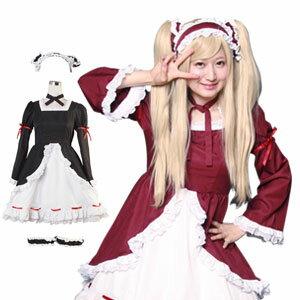 コスプレ アニメ キャラクター コスチューム 4点セット S〜4Lサイズあり セクシー こすぷれ costume563(色移り有り商品) 衣装