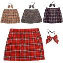 ハロウィン コスプレ スクールスカート 女子高生 通学 大きいサイズ プリーツ プリーツスカート セーラー服 制服 女子…