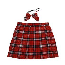 コスプレ スクールスカート 女子高生 通学 大きいサイズ プリーツ プリーツスカート コスプレ セーラー服 制服 女子高生 ブレザー スカート 6L〜8Lサイズあり 2点セット セクシー こすぷれ costume809 衣装