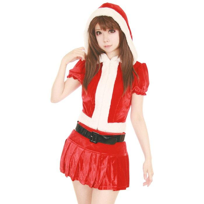 ポイント10倍 サンタ コスプレ 大きいサイズ サンタ 衣装 サンタコス S M L 選べるネコ耳サンタコスプレ 6点 3点セット BODYLINEサンタ サンタ衣装 サンタコス サンタクロース クリスマス コスチューム 仮装 パーティー衣装 BODYLINE ボディーライン あす楽