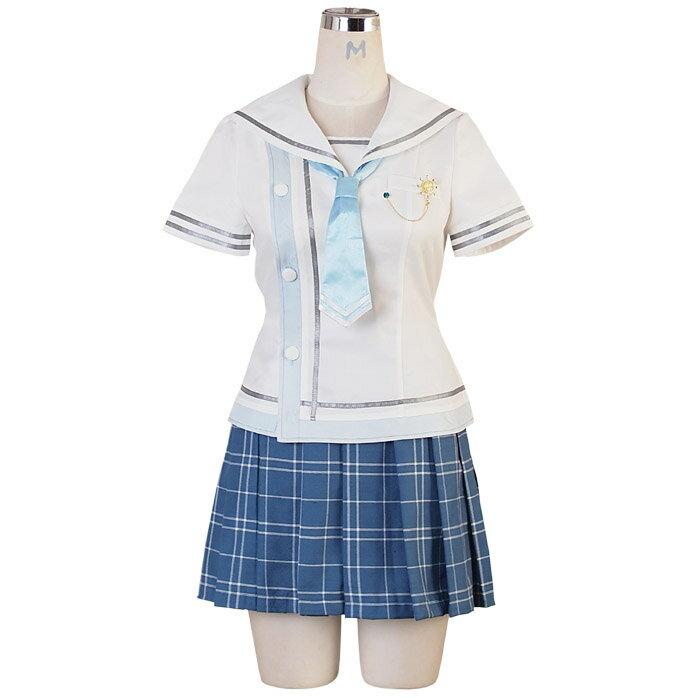 アニメ キャラクター コスプレ S〜2Lサイズあり 4点セット costume972【dl_bodyline】 衣装
