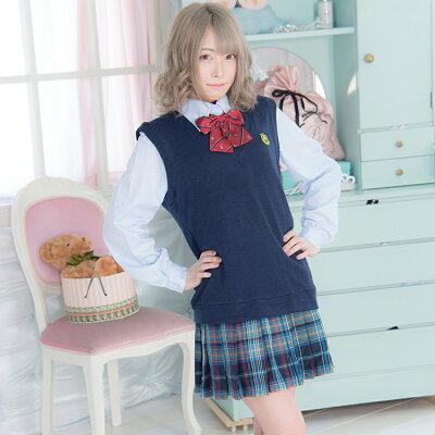 ハロウィンコスプレ制服コスプレ制服女子高生4点セットcostume729衣装