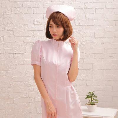 ハロウィンコスプレ女医ナース2点セットM〜2Lサイズあり全9色展開セクシーこすぷれはろういんcostume739衣装
