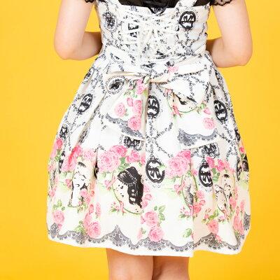 ハロウィンコスプレゴスロリロリータジャンパースカートL565パンクゴシックコスプレメイドコスプレ衣装コスチューム衣装コスプレアニメ激安通販衣装