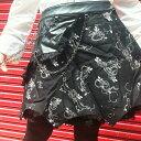 コスプレ スチームパンク 制服 スカート チェーン コスプレ 発表会 M〜4Lサイズあり 黒 セクシー こすぷれ p310…