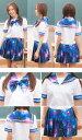 セーラー服 コスプレ 制服 女子高生 ブレザー 制服 S〜2Lサイズあり 2色展開 3点セット costume933