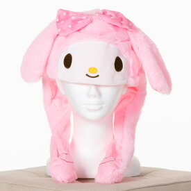 【店内半額セール中】 【サンリオ公式】マイメロぴこぴこ帽子 耳が動く帽子 ぴこぴこ かわいい 可愛い ピンク pink 流行 TikTok Instagram インスタ