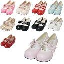 靴 ブーツ パンプス 靴 シューズ コスプレ 22.5〜27.0サイズあり 10色展開 s531