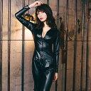 ハロウィン コスプレ 衣装 仮装 ボンテージ 制服 衣装 コスチューム セクシーライダー ボンテージ キャットスーツ ボディスーツ キャット 可愛い こすぷれ 黒 ブラック セクシー ドレス 大きいサイズ 大人 レディース あす楽 ハロウィンコスプレ