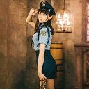 ハロウィン コスプレ ポリス セクシー 警察官 コスチューム コス 可愛い 男ウケ 仮装 ミニスカ こすぷれ 学園祭 ポリ…