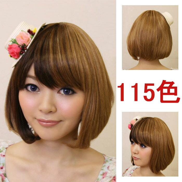 ウイッグ フルウィッグ 耐熱 wig カラー展開 ゆるふわ ロング カール ショート コスプレ w048 衣装