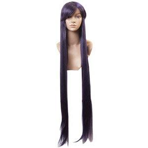 セーラーマーズ風ウィッグ ウイッグ フルウィッグ アニメ 耐熱 wig ロング コスプレ w152 衣装