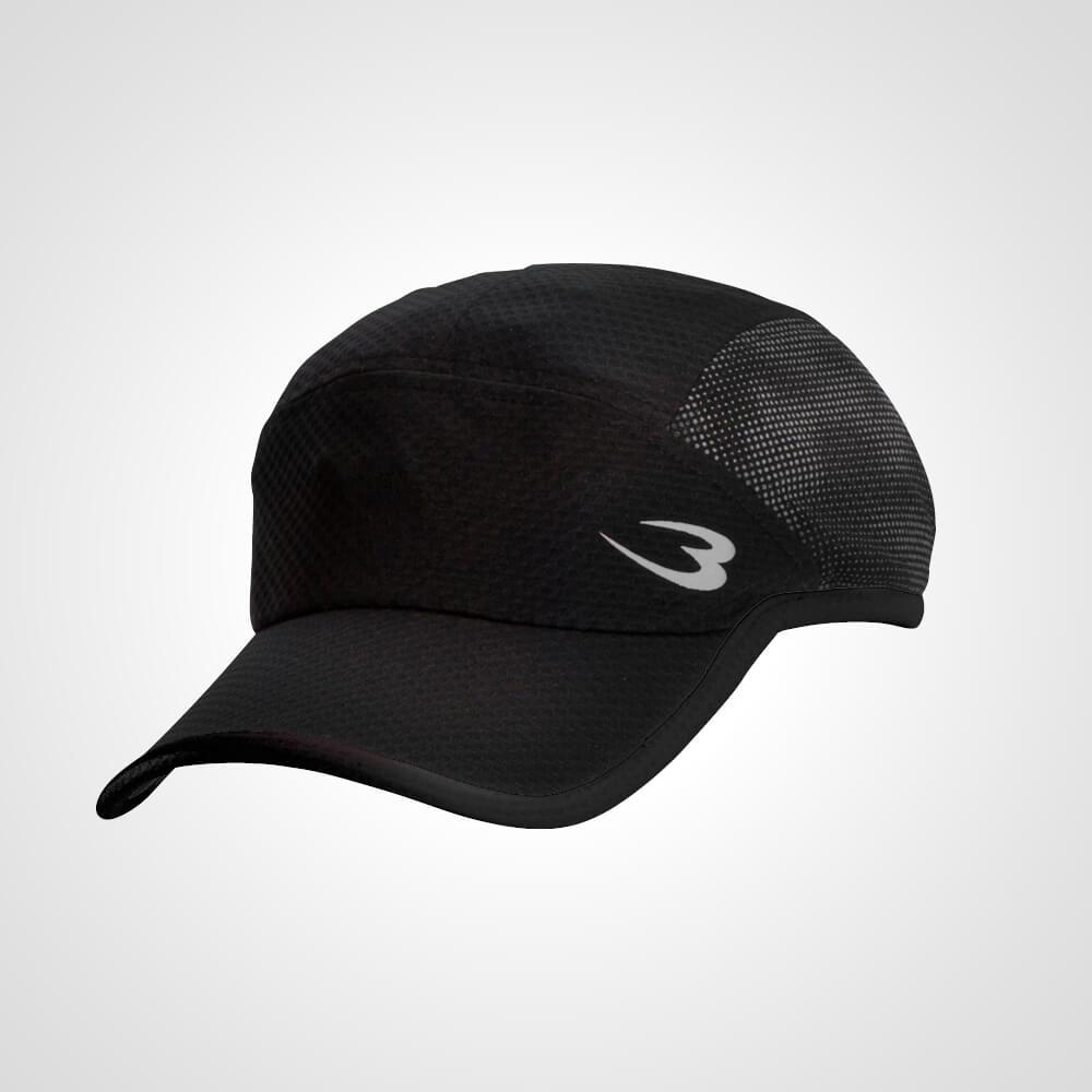 リフレクティブランニングキャップ【BODYMAKER ボディメーカー】帽子 ぼうし 日よけ メッシュ ランニング キャップ ランニング アウトドア