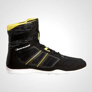 リングシューズ【BODYMAKER ボディメーカー】靴 シューズ リングシューズ ボクシング フットワーク アッパー 軽い 軽量