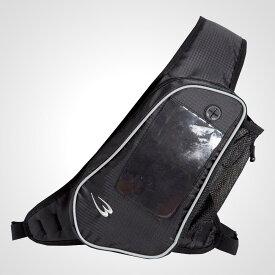 ランニングボディバッグ2【BODYMAKER ボディメーカー】リュック カバン バッグ ランニング ウォーキング アクセサリー リュックサック バックパック マラソン ジョギング メッシュ スポーツバッグ