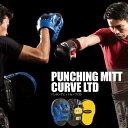 パンチングミットカーブLTD【BODYMAKER ボディメーカー】ボクシング 格闘技 空手 キックボクシング トレーニング 総合…