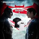 BATMAN VS SUPERMAN Tシャツ【BODYMAKER ボディメーカー】ユニセックス,メンズ,半袖,半そで,uネック,tシャツ,コラボ,コラボtシャ...