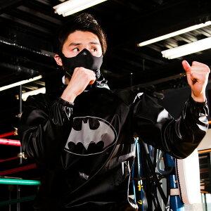 バットマンサウナスーツ アスリート BATMAN バットマン BATMAN ボクシング トレーニング ランニング ウォーキング マラソン デトックス ホットヨガ 太もも くびれ ジョギング ウインドブレーカ