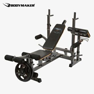 Professional bench BATMAN VS SUPERMAN muscle training safety bench press bench gym training equipment compact dumbbell barbell training BATMAN SUPERMAN