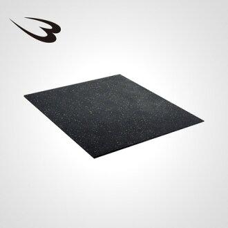 橡胶垫 2 厘米厚的地板保护隔音家里训练机稳定重量重量重楼伤口放置机失调预防健身房健身房硬质橡胶