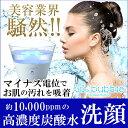 【エントリーでさらに19倍】CO2バブルウォッシュボウル プロ仕様の洗顔器 エステ級の美肌に 高濃度炭酸マイクロバブル洗顔 炭酸美容 業務用