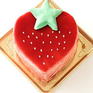 ケーキ デコレーション苺の可愛すぎる 萌え断ケーキ 西内花月堂 萌えるほどに可愛い断面のケーキ かわいい お取り寄せスイーツ 冷凍便配送 お取り寄せスイーツ