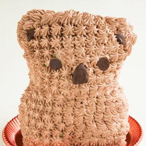 プレゼント アニマル ケーキ 立体 コアラケーキ ( プレーン味 ) [ 送料無料 冷凍便 動物ケーキ アニマルケーキ コアラ こあら 立体ケーキ 動物 キャラクター バースデーケーキ 誕生日 かわい
