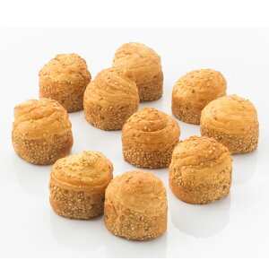 デニッシュパン プチG ゴマ 10個入り|ボローニャ デニッシュ ひとくちサイズ パン